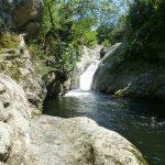 Cascades et bassins